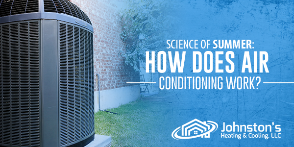 Science of Summer: How Does Air Conditioning Work?