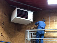 air conditioning replacement
